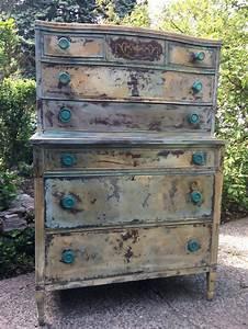 Shabby Chic Dresser : 480 best chippy distressed shabby painted furniture images on pinterest alters annie sloan ~ Sanjose-hotels-ca.com Haus und Dekorationen