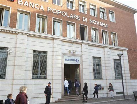 Popolare Di Novara A Novara Cirie Falso Allarme Alla Popolare Di Novara