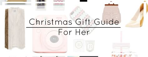 christmas gift guide for her gift guide for ami elizabeth
