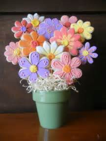Cookie Bouquet Sugar Cookies