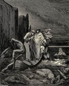 El Infierno, Canto 8, líneas 39