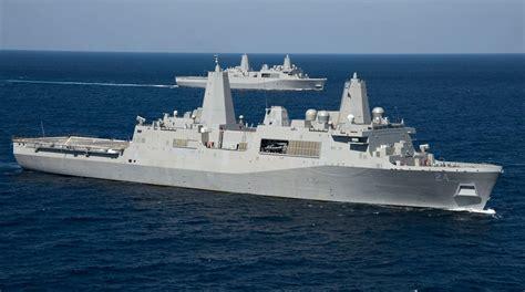 Ingalls Shipbuilding Delivers Amphibious Transport Dock ...