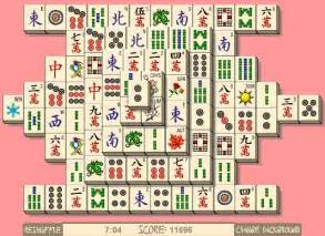 mahjong solitaire and the mahjong strategy