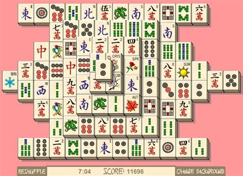 mahjong solitaire 144 tiles to bring in the new year gong xi fa cai