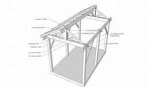 Plan De Construction : plan construction cabanon ~ Premium-room.com Idées de Décoration