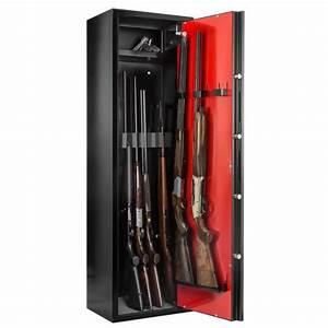Armoire Forte Fusil : armoire forte first 10 armes avec coffre achat vente ~ Edinachiropracticcenter.com Idées de Décoration