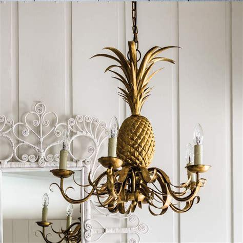 pineapple hanging light fixtures micro trend pineapples