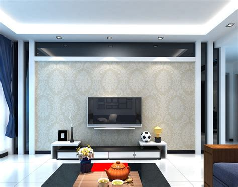 interior design for lcd tv in living room design decoration
