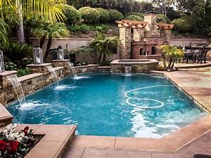 Swimming Pool Construction for Orange County - Custom