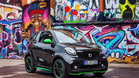 wallpaper smart fortwo electric cars paris auto show