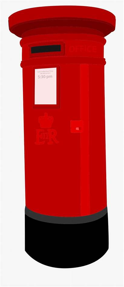 Mailbox Delivery Clipart Card Box Letter Clip