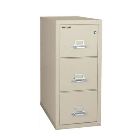 fireproof 3 drawer letter file 31 quot by fireking