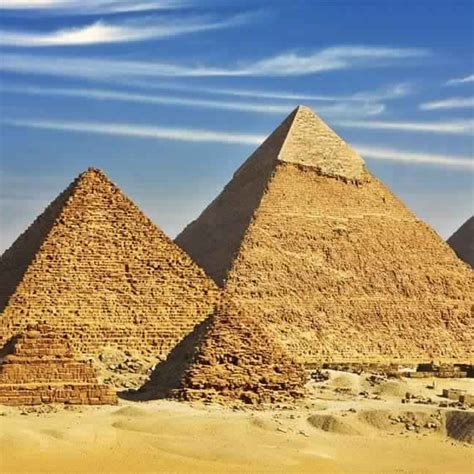 The Pyramids Of Giza Mysteries Facts And History Visit