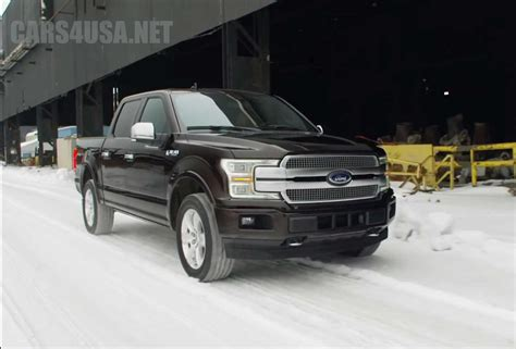 ford f150 2018 ford f150 will get diesel engine
