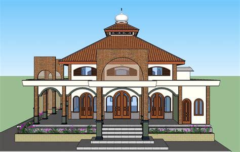 model masjid minimalis  model masjid modern   dunia wajib baca