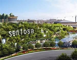 Sentosa Island: A Captivating Island Getaway - Cush Travel ...