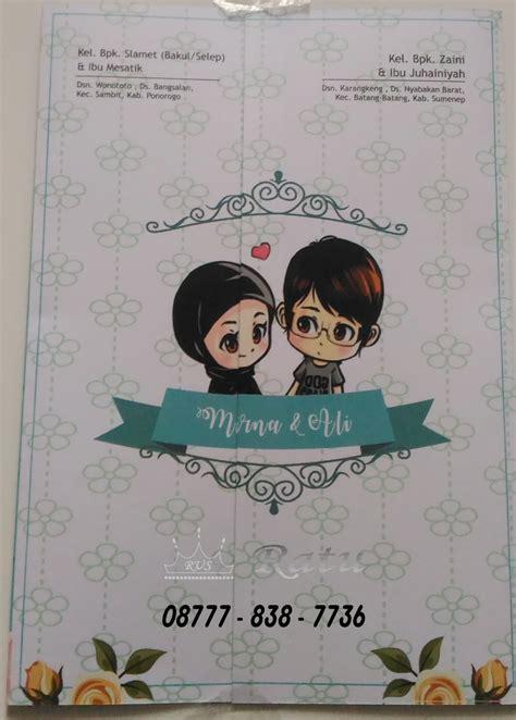 gambar kartun muslimah nikah kantor meme
