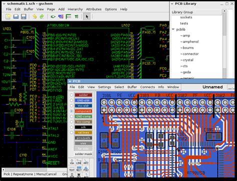 Circuit Design Software Linux Easyeda