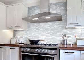 backsplash for white kitchen glass tile backsplash white cabinets 30 day back guarantee get a refund no