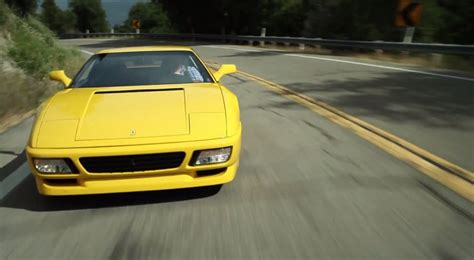 video twin turbo ferrari  challenge