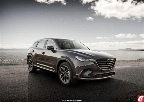 future cars  mazda cx  suv sharpens  kodo style