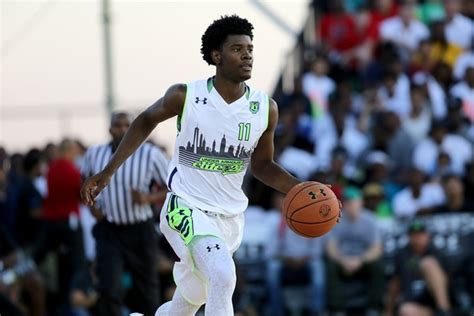 basketball recruit josh jackson commits  kansas