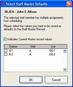 Add individual staff members to a shift