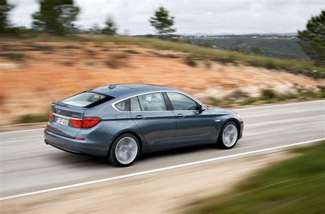 Gt 550i by 2010 Bmw 550i Gran Turismo Officially Priced From 64 725