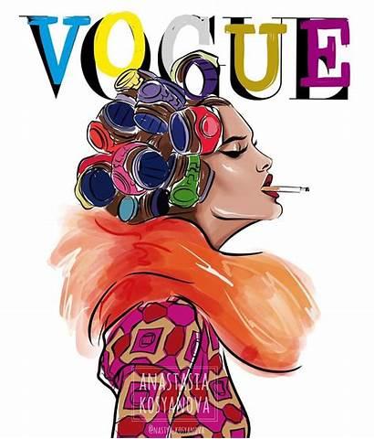 Vogue Anastasia Kosyanova