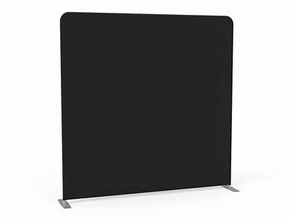 8x8 Banner Backdrop Stand Fabric Tension Flat