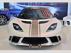 Monterey 2011 Lotus Evora GTE Road Car Concept Photo