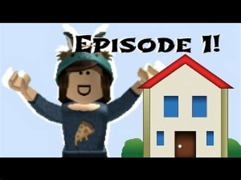 Roblox Welcome To Bloxburg! Episode 1 A Brand New Start
