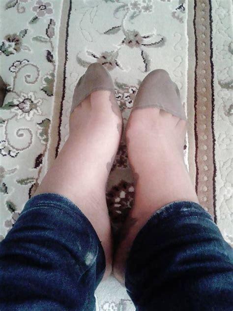 Turban Nylon Feet From Iran 18 Pics