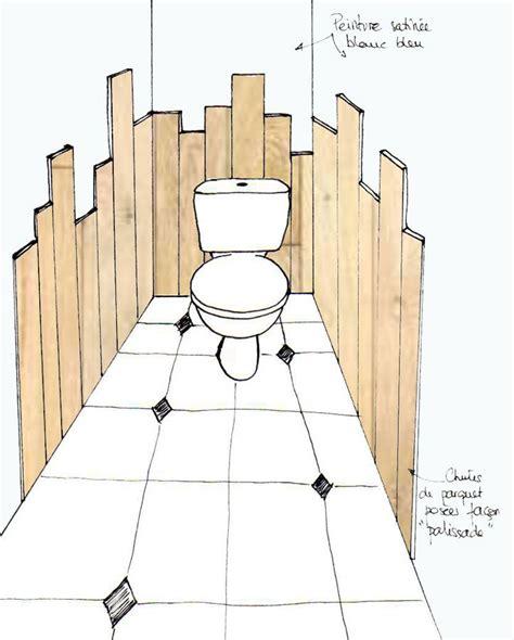 idee pour refaire ses toilettes d 233 co toilettes bois pour y arriver