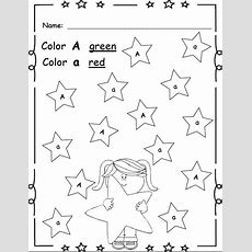 Letter Recognition & Identification Bundle {5 Worksheetsletter, 125+ Pages} Letter