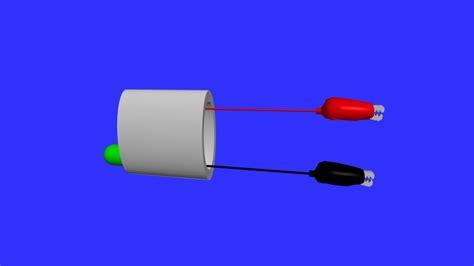 building the polarity led test light