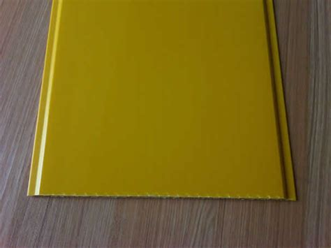 yellow pvc panel  pvc ceiling  wall ch spvc