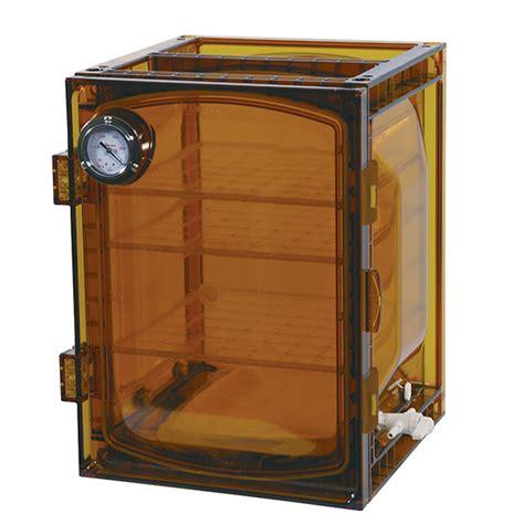 desiccator cabinet for scienceware lab companion uv blocking vacuum desiccator