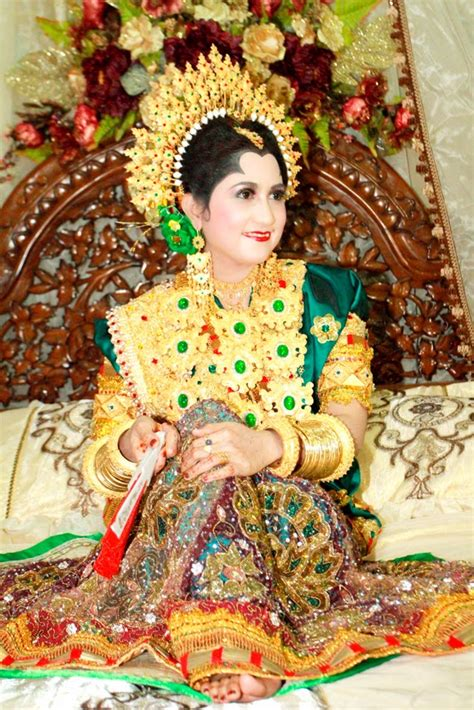 rumah pengantin bugis makassar baju pengantin