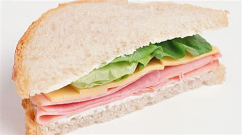 ham sandwich delicious twists on classic lunches health