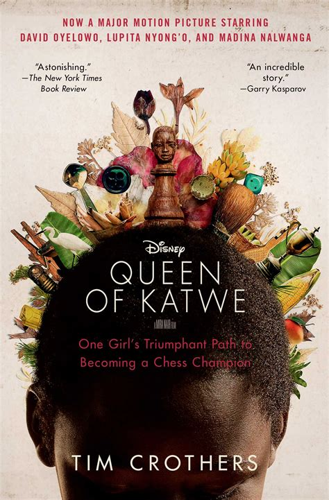 queen  katwe book  tim crothers official