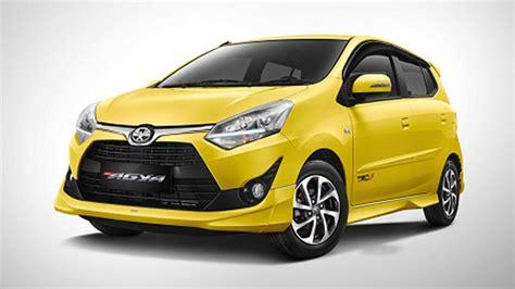 Toyota Agya 2019 by Harga Mobil Agya 2019 Mobil Murah Ramah Lingkungan
