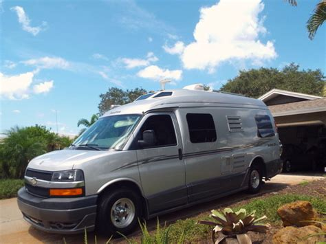 roadtrek  popular rvs  sale