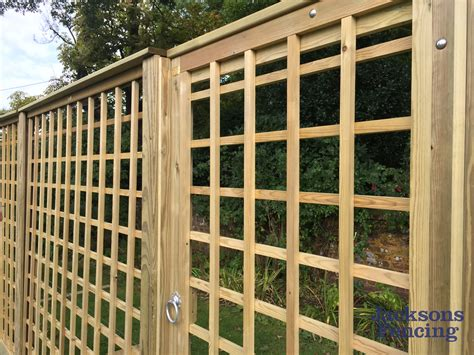 Square Wood Trellis by Heavy Duty Square Trellis Panels M D Hanafin Sons Ltd