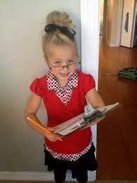 Career day at school. Teacher costume for kids. u200d ufe0f | Delilah | Pinterest | Teacher Costumes ...