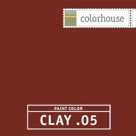 color of clay 17 best images about colorhouse clay color family on