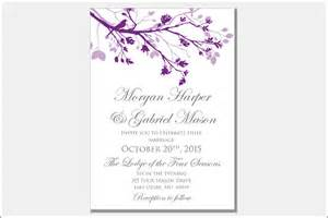 two friends hearts one promise wedding invitations