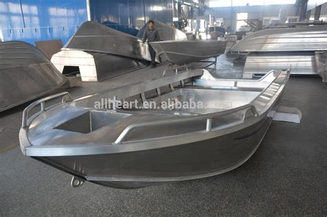 All Welded Aluminum Boats by 14ft All Welded Light Weight Aluminum Boat Buy 4 2m
