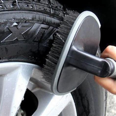 Car Cleaning Tool T Type Tyre Brush Car Brush