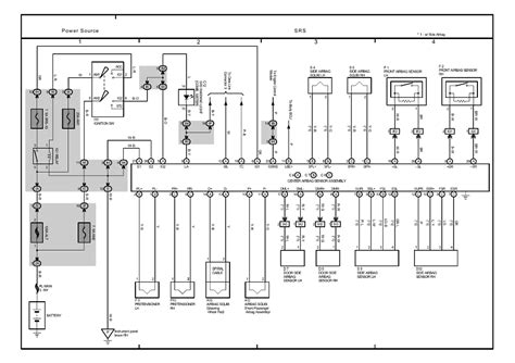 Toyotum Mr2 Radio Wiring Diagram by Repair Guides Overall Electrical Wiring Diagram 2002